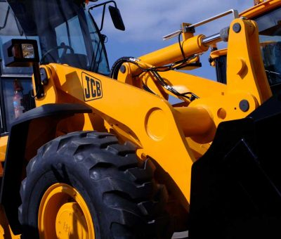 JCB PLANT EQUIPMENT
